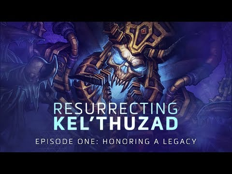 Resurrecting Kel'Thuzad: Honoring a Legacy – Heroes of the Storm