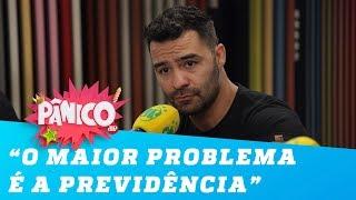 Arthur do Val diz o que pensa sobre Bolsonaro