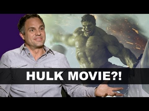 Mark Ruffalo talks Hulk Movie : Marvel Studios really waiting for Phase 3?! - Beyond The Trailer