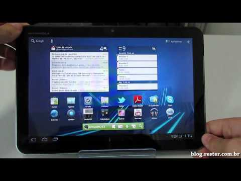 #ResterTECH S02E18 - Review do Tablet Motorola Xoom (em Português)