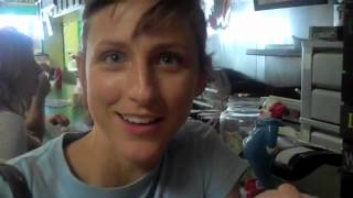 Megan Eats A Chicago Dog For You!   YouTube