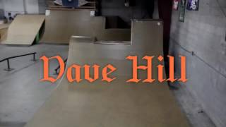 Dave Hill at Riggz Indoor Skate Park