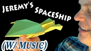 Jeremy's Spaceship (with Music)