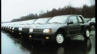 Peugeot 205 Turbo 16: 30 anni di Successi