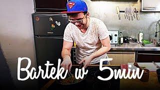 Stir fry z wołowiną! Czyli najlepszy chińczyk jakiego zrobisz w domu// Bartek w 5 minut odc.15