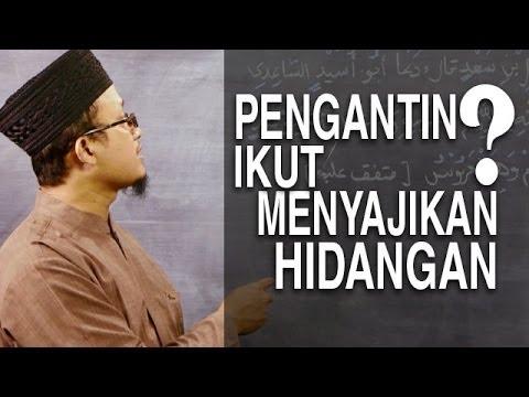Serial Fikih Keluarga (34): Bolehnya Pengantin Membantu Dalam Walimahannya - Ustadz Aris Munandar