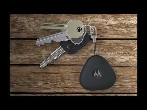 Motorola Keylink helps track down your lost keys or lost phone