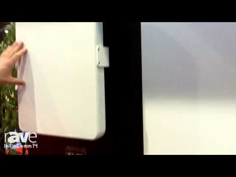 InfoComm 2014: Stealth Acoustics Exhibits Sting Ray 8 Outdoor Speakers