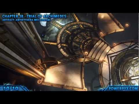 God of War Ascension - All Artifact Locations (No Drake. You can&#039;t have these. Trophy Guide)