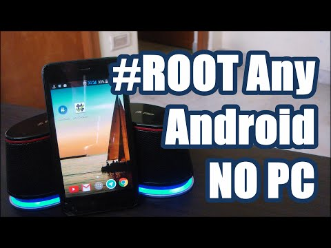 How To ROOT Any Android Device Without A Computer One Touch Method (Updated)