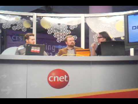 CNET Live at CES 2011 with The Video Name Tag.avi