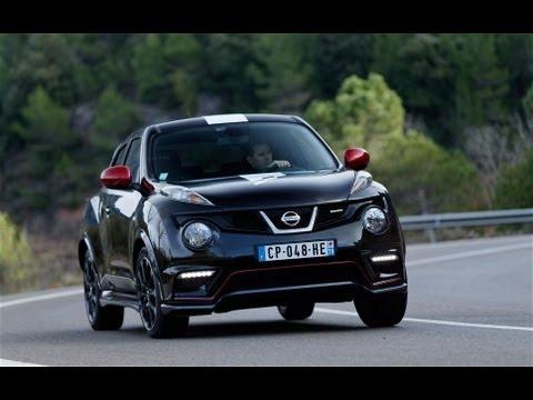 2013 Nissan Juke Nismo 0-60 MPH AWD vs FWD Test & Review