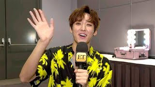 Kevin Woo Answers Questions From His Biggest Fans at KCON 2019! (Exclusive)