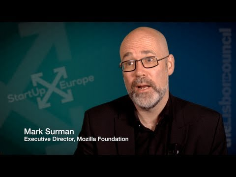 Digital literacy: an interview with Mark Surman