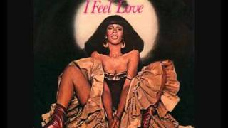 donna summer - i feel love extended remasterd version by fggk