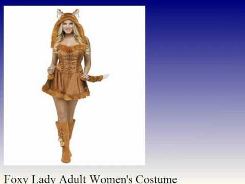 Best Cute Crazy Funny Sexy Animal And Insect Adult Female Halloween Costumes For Women video