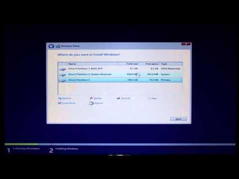 วิธีลง Windows 8 แบบสมบูรณ์
