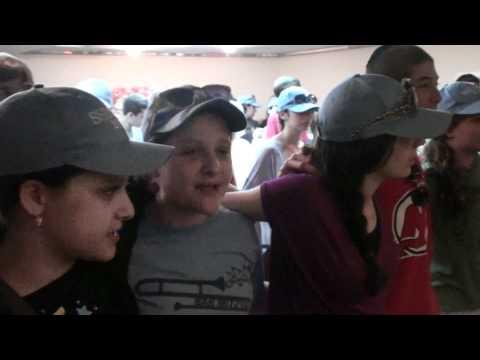 Solomon Schechter Day School of Bergen County 8th Grade Israel Encounter Havdalah - 05/06/2012