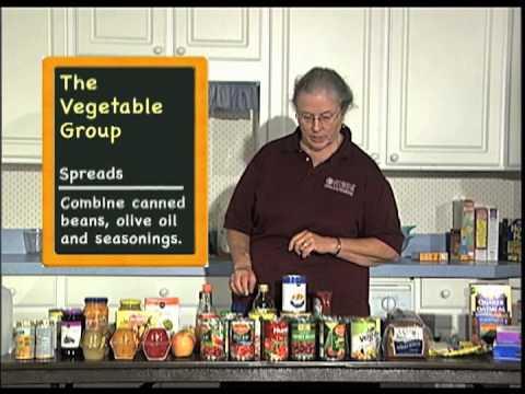 Planning Hurricane Food Supplies