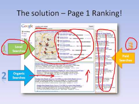 Google Local Marketing Secrets - How to Become #1 On Google!