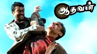 Aadhavan | Aadhavan Tamil Movie Scenes | Suriya saves Murali and Nayanthara | Aadhavan Climax Fight