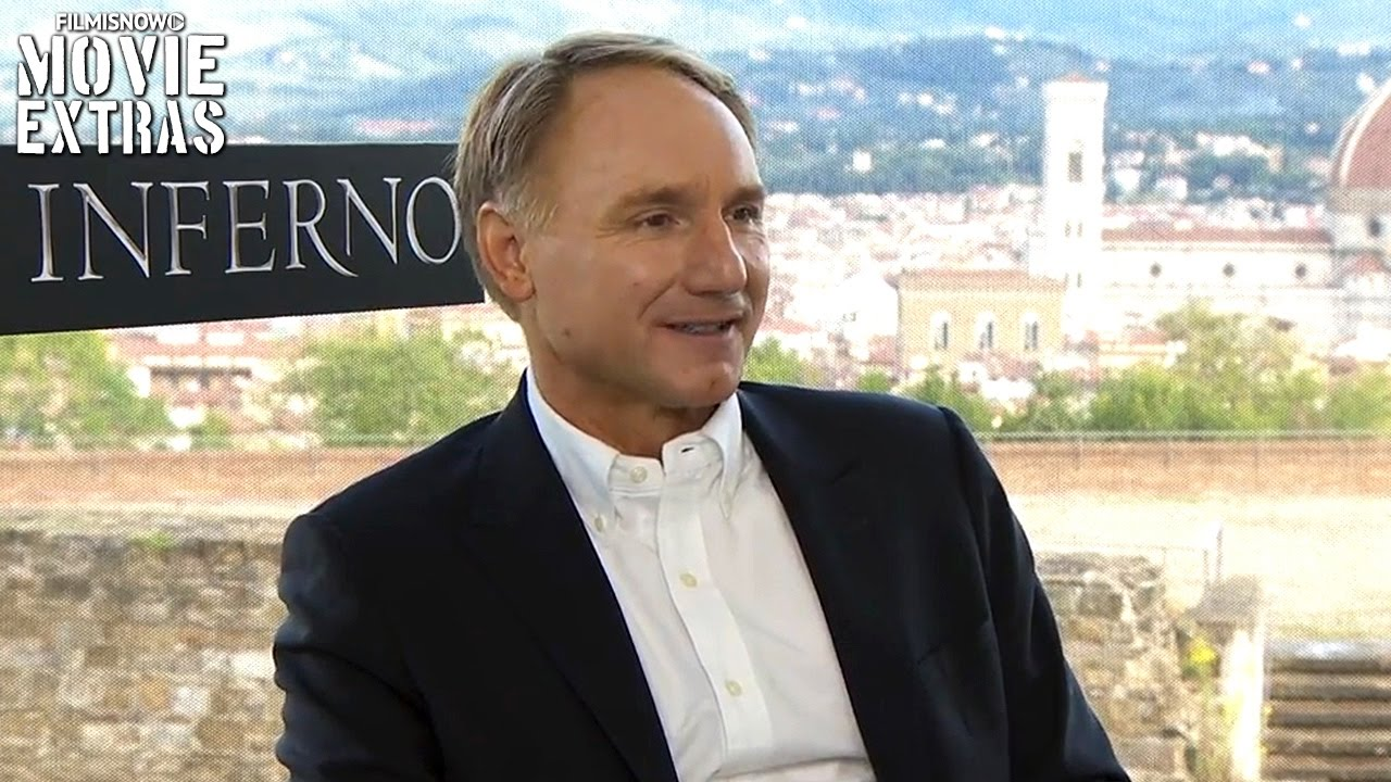Inferno (2016) Dan Brown talks about his experience making the movie