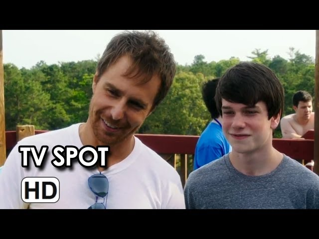 The Way Way Back TV Spot 2013 - Anna Sophia Robb, Steve Carell Movie HD