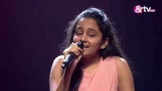 Kavya Limya - Liveshows - Episode 16 - September 11, 2016 - The Voice India Kids