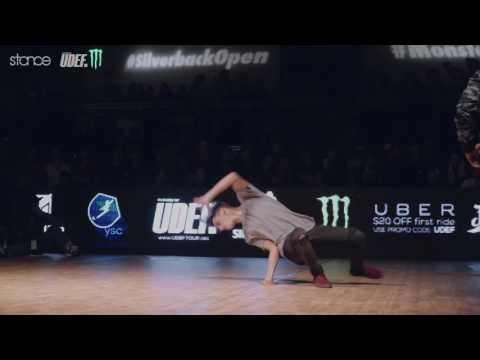 Zeku Silverback Open 2016 Stance X Silverback X Udef X