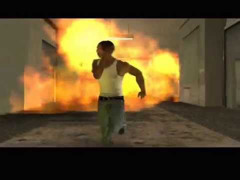 GTA San Andreas - Misión #101: End Of The Line (Misión Final) (PC) Music Videos