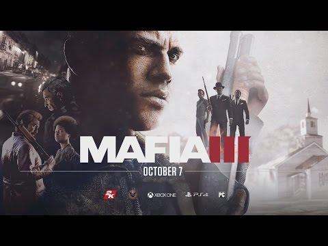Мафия 3 Новый трейлер [ Русская озвучка ]