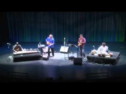 The Saiyuki Trio with Rudresh Mahanthappa