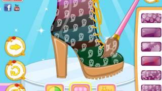 Royal vs Rebel Princess Boots Design DIY Fashion - Ever After High Boots Trend