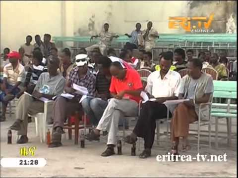 Eritrean News  Luuhl Tesatefo Seterayo Medelewat - Southern Red Sea Region