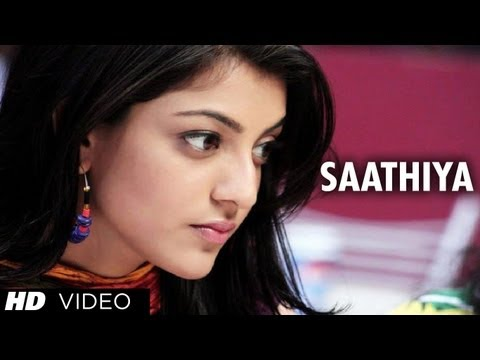 'saathiya' (video Song) Singham Feat. Ajay Devgan, Kajal Aggarwal video