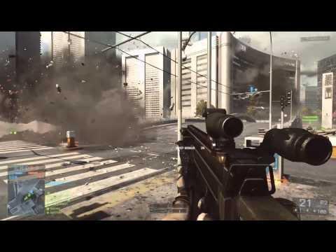 Battlefield 4 — Режим командира! E3 2013