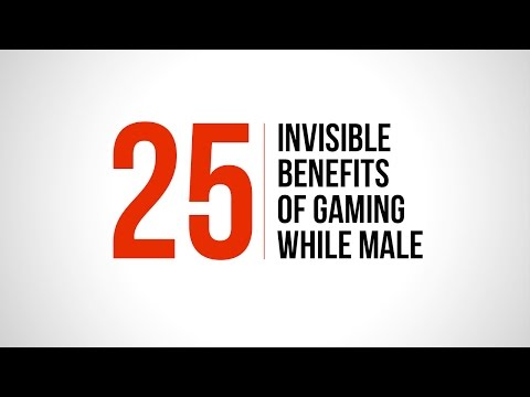 25 Invisible Benefits of Gaming While Male