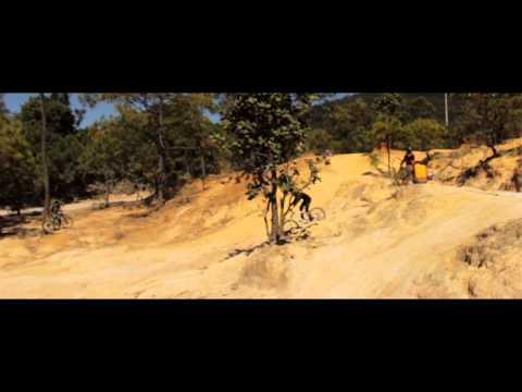 Downhill Taxco- Entrenamientos