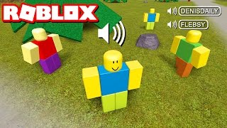 IF ROBLOX HAD VOICE CHAT
