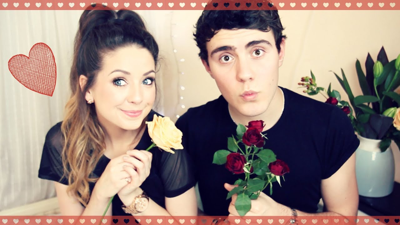 Love & Valentines Day | Zoella - YouTube