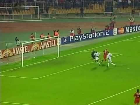 ALL GOALS DYNAMO KIEV in Champions League (2003-04)