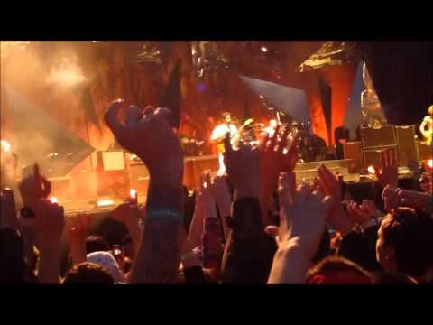 Biffy Clyro - Mountains Rockness 2012