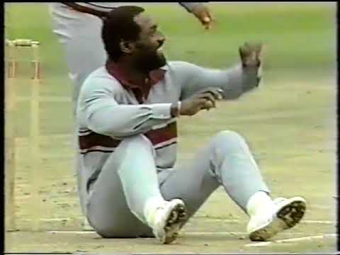 Sri Lanka v West Indies Cricket 1985