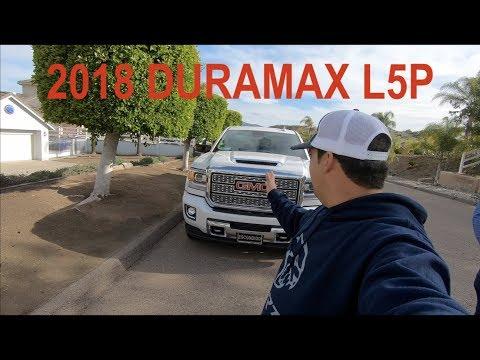 2018 GMC DURAMAX NEW COLOR OR ESCALADE