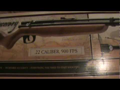 Review of The Benjamin Discovery PCP Air Rifle in .22
