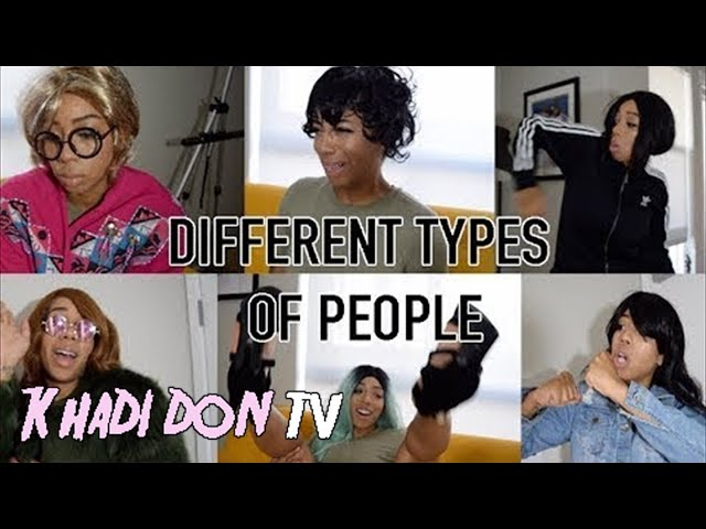 the different types of people at List of emotions this is a list of emotions (feelings) felt by humans robert friendship, is where people have a bond of joy and will come together and have fun.