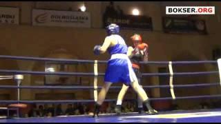 57 kg: Izabela Milczarek vs Beata Błaszczyk
