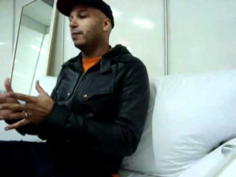 Tom Morello interview before the performance of RATM in Argentina