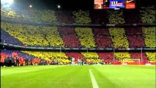 Fanii Barcelonei au ales  Acesta este cel mai frumos moment pentru orice suporter in 2010  VIDEO