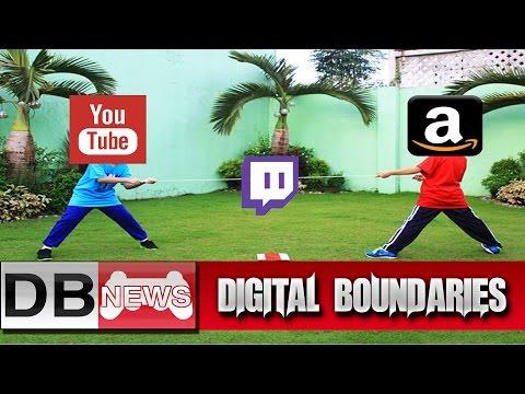 Amazon Buying Twitch TV Now?